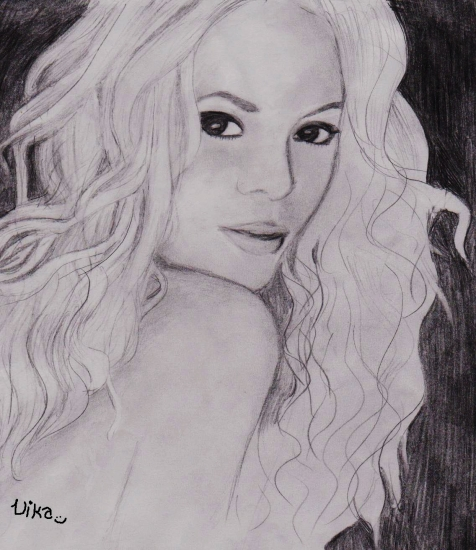 Shakira by Vika.loves.M